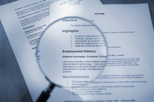 Your resume is your first impression with an employer.