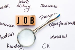 A job search has many components, all of which need to be done well.